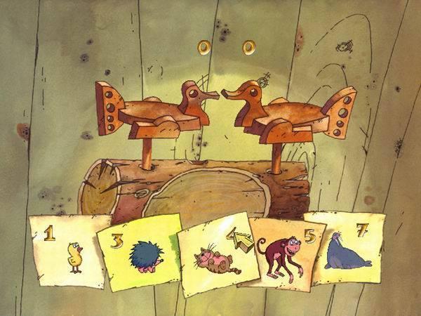 Иллюстрация 1 из 20 для Незнайкина грамота. Сборник образовательных игр для малышей (CDpc) | Лабиринт - софт. Источник: С  М В