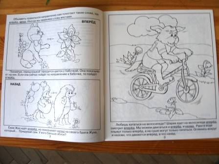 Иллюстрация 1 из 6 для Направление движения. Для детей 3-5 лет (881) | Лабиринт - книги. Источник: Папи.рус