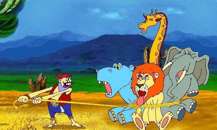 Иллюстрация 1 из 2 для Сборник лучших детских игр от NIKITA (CDpc) | Лабиринт - софт. Источник: HappyJul