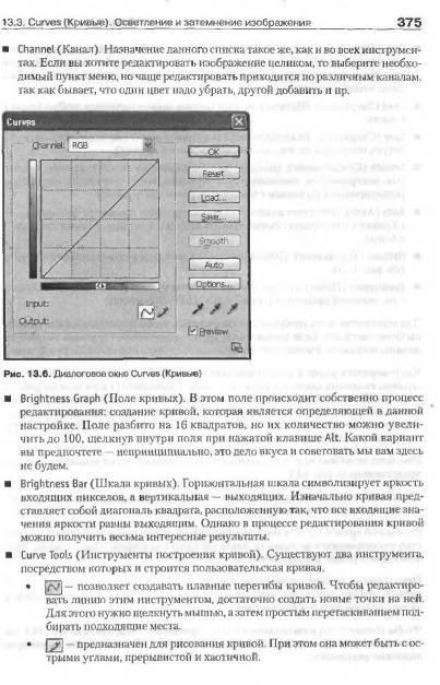 Иллюстрация 1 из 7 для Photoshop CS3. Библиотека пользователя (+ CD с видеокурсом) - Гурский, Жвалевский | Лабиринт - книги. Источник: Ценитель классики
