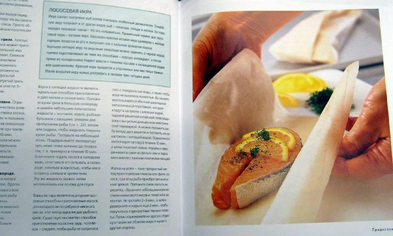 Иллюстрация 1 из 6 для Блюда из лосося   Лабиринт - книги. Источник: Спанч Боб