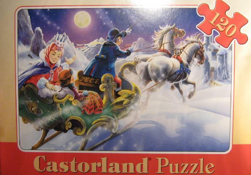 Иллюстрация 1 из 2 для Puzzle-120.MIDI.В-12374. Снежная королева | Лабиринт - игрушки. Источник: Спанч Боб