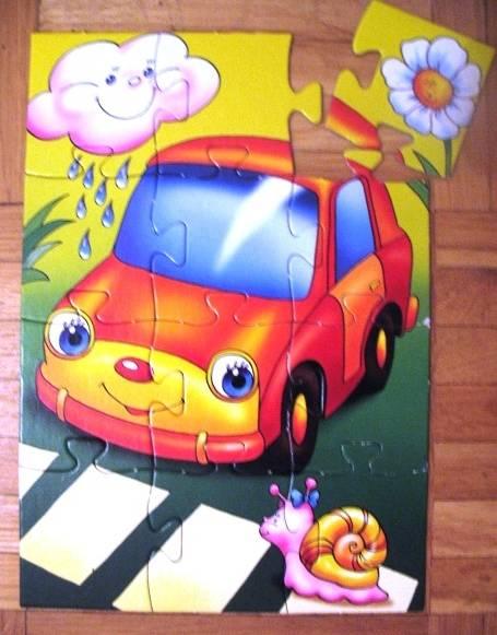 Иллюстрация 1 из 2 для Забавные машинки | Лабиринт - игрушки. Источник: Архиреева  Юлия Викторовна