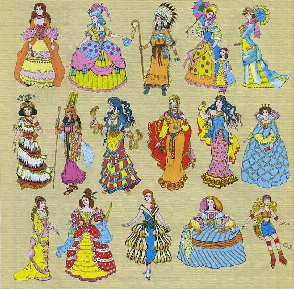 Иллюстрация 1 из 2 для История костюма   Лабиринт - книги. Источник: Machaon