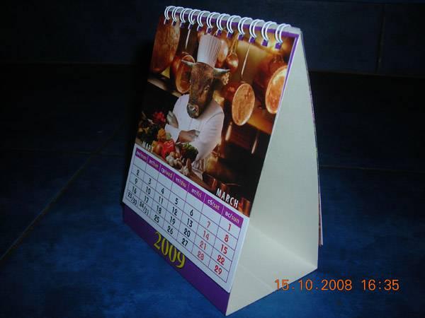 Иллюстрация 1 из 2 для Календарь 2009 Год быка 10801 | Лабиринт - сувениры. Источник: Плахова  Татьяна