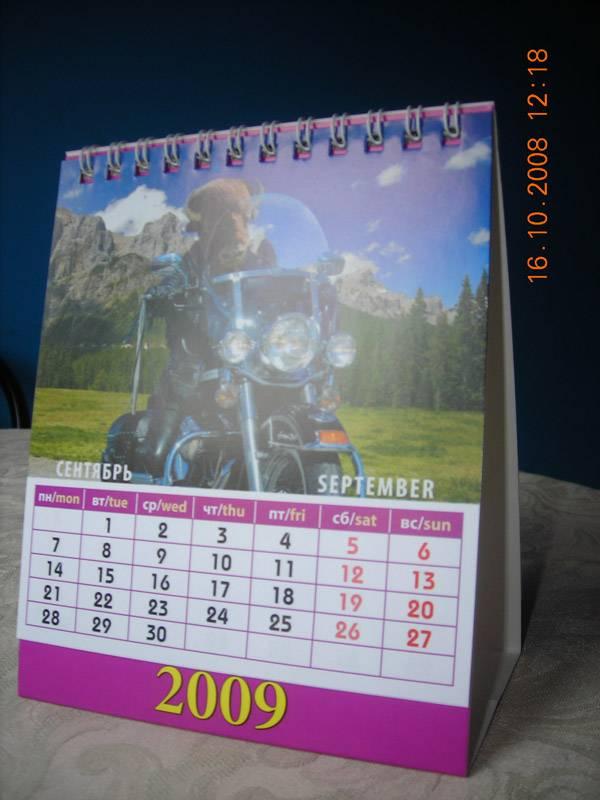 Иллюстрация 1 из 2 для Календарь 2009 Год счастливого быка 10802 | Лабиринт - сувениры. Источник: Плахова  Татьяна