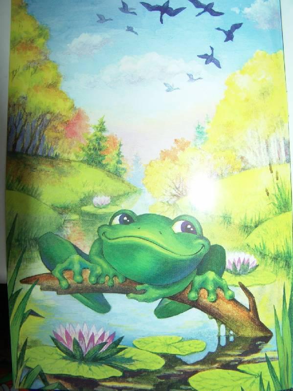 Иллюстрация 1 из 5 для Лягушка-путешественница - Всеволод Гаршин | Лабиринт - книги. Источник: Лаванда