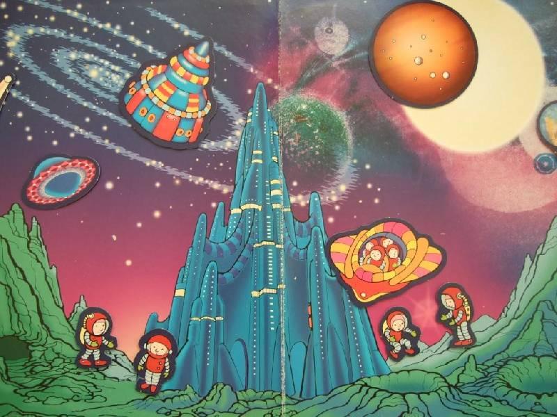 Иллюстрация 1 из 2 для MG (Игры на магнитах): В космосе | Лабиринт - игрушки. Источник: Klyukofka