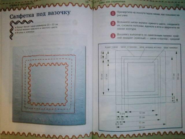 Иллюстрация 1 из 3 для Учимся вышивать - Надежда Сотникова | Лабиринт - книги. Источник: Наталия Ц