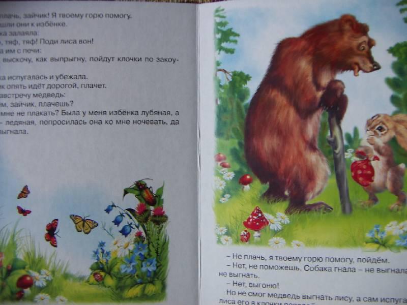 Иллюстрация 1 из 3 для Заюшкина избушка | Лабиринт - книги. Источник: Алонсо Кихано