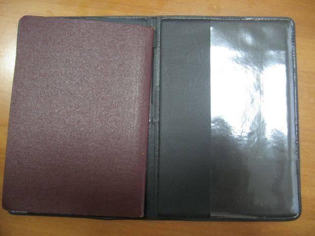 Иллюстрация 1 из 2 для Обложка для паспорта (L-46-331) | Лабиринт - канцтовы. Источник: rizik