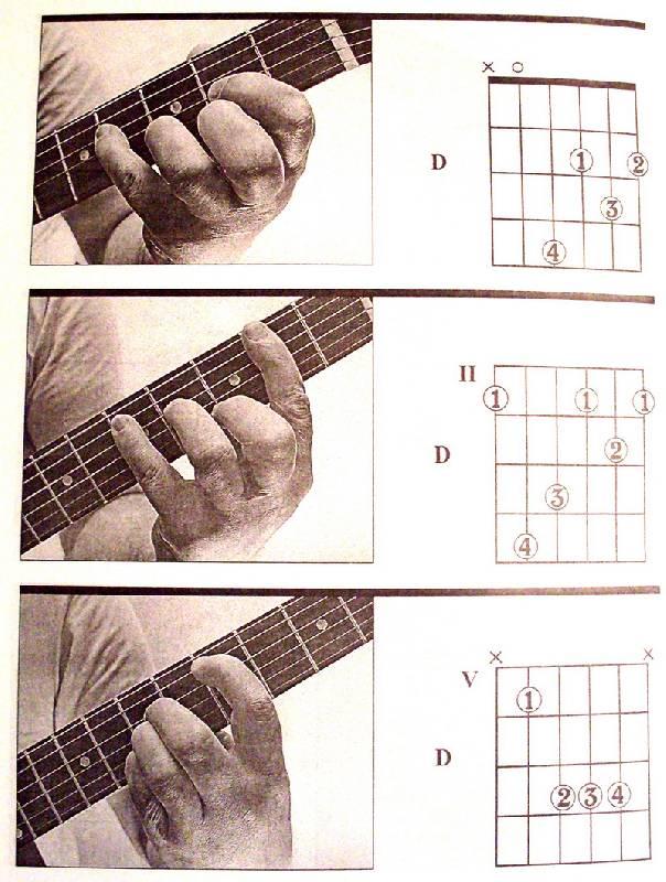 Иллюстрация 1 из 2 для Гитара. Большой иллюстрированный каталог аккордов - Петр Котов | Лабиринт - книги. Источник: Пожарный