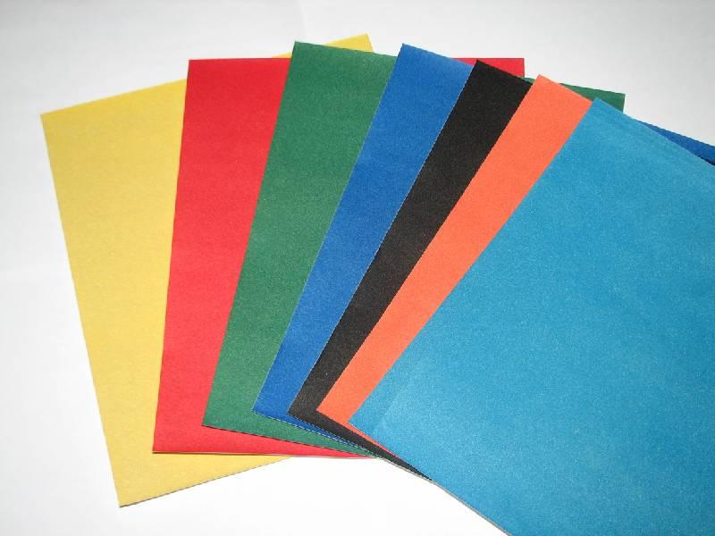 Иллюстрация 1 из 2 для Бумага бархатная А4 7 листов 7 цветов (7Н262) | Лабиринт - канцтовы. Источник: *Мария*