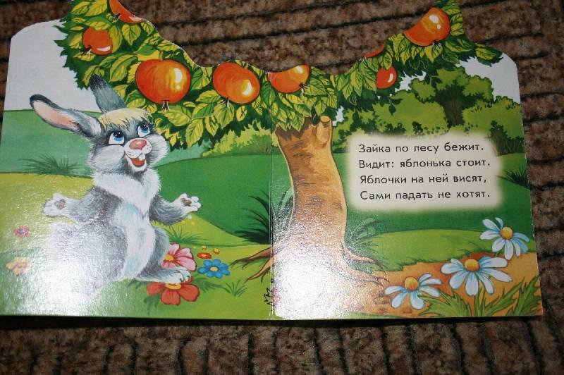 Иллюстрация 1 из 3 для Зайка (картонка) | Лабиринт - книги. Источник: Счастливая мама