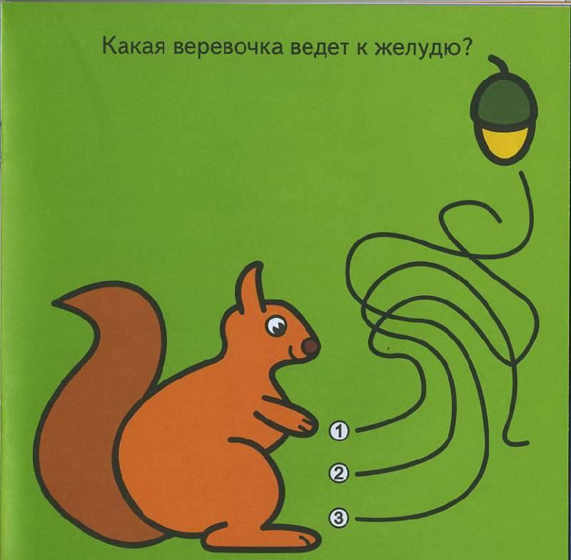 Иллюстрация 1 из 2 для Разноцветные задания №7 (оранжевая) | Лабиринт - книги. Источник: Machaon