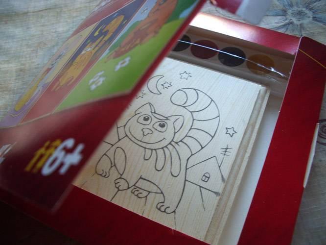 Иллюстрация 1 из 2 для Зверята: Котик | Лабиринт - игрушки. Источник: Плахова  Татьяна