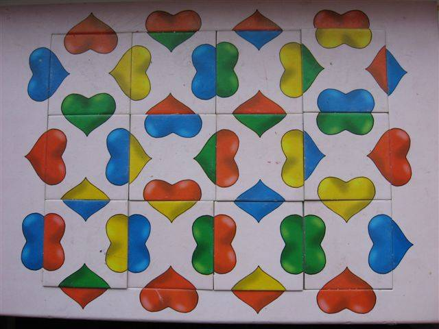 Иллюстрация 1 из 4 для Развивающие рамки. Сердечки   Лабиринт - игрушки. Источник: Юта