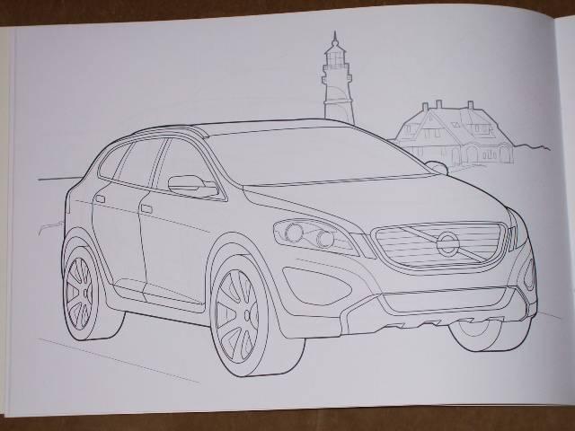 Иллюстрация 1 из 2 для Мега-раскраска. Суперавтомобили | Лабиринт - книги. Источник: *  Надежда