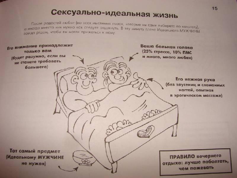 Инструкция по эксплуатации мужчины