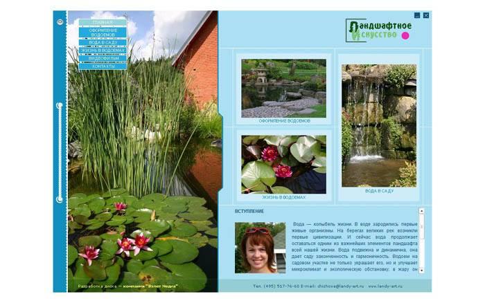 Иллюстрация 1 из 29 для Ландшафтное искусство: Вода в саду (CDpc) | Лабиринт - софт. Источник: Galia
