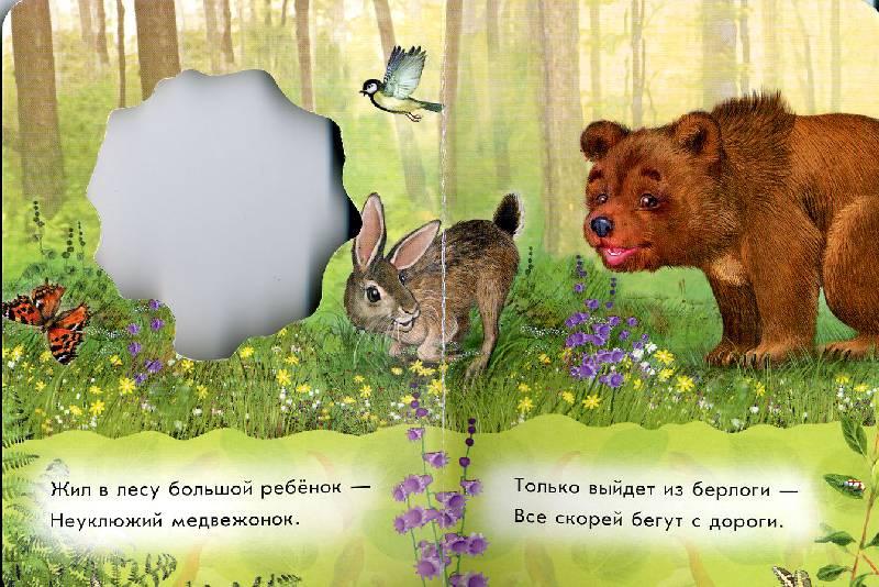 Иллюстрация 1 из 3 для Любимые зверята: Медвежонок - С. Зайцева   Лабиринт - книги. Источник: РИВА