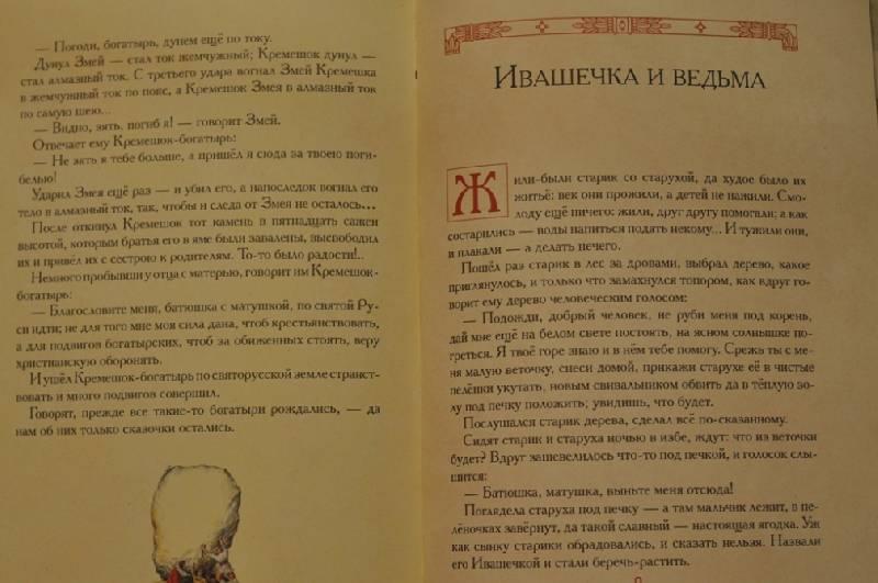 Иллюстрация 1 из 51 для Большая книга русских волшебных сказок | Лабиринт - книги. Источник: Еленушка