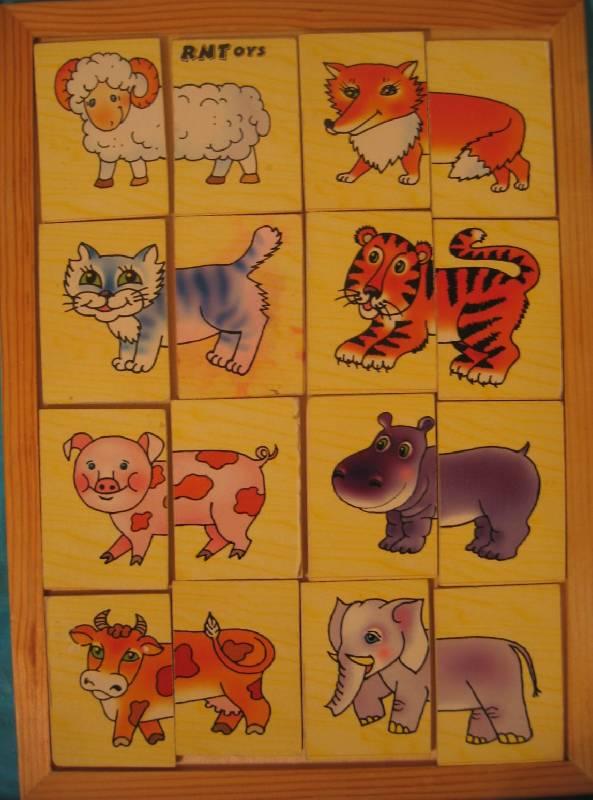 Иллюстрация 1 из 4 для Животные | Лабиринт - игрушки. Источник: Арапова Ирина