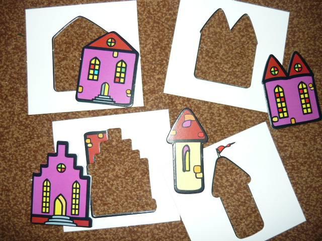 Иллюстрация 1 из 3 для Трафареты. Королевский замок | Лабиринт - игрушки. Источник: Ромашка:-)