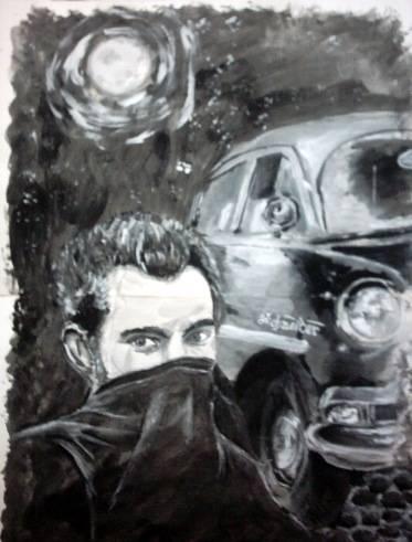 Иллюстрация 1 из 3 для Три товарища - Эрих Ремарк | Лабиринт - книги. Источник: ВишенкА