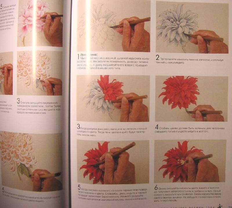 Иллюстрация 1 из 11 для Искусство китайского рисунка кистью - Лэй Лэй | Лабиринт - книги. Источник: Rumeur