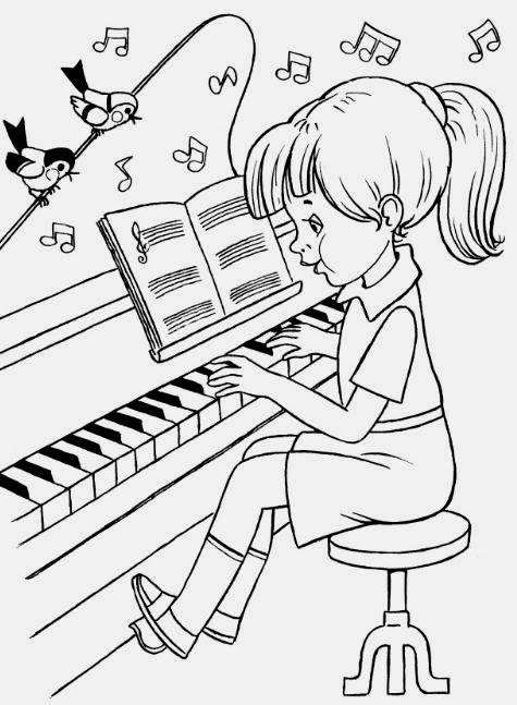 Иллюстрация 1 из 11 для Самая талантливая (раскраска) | Лабиринт - книги. Источник: Galia