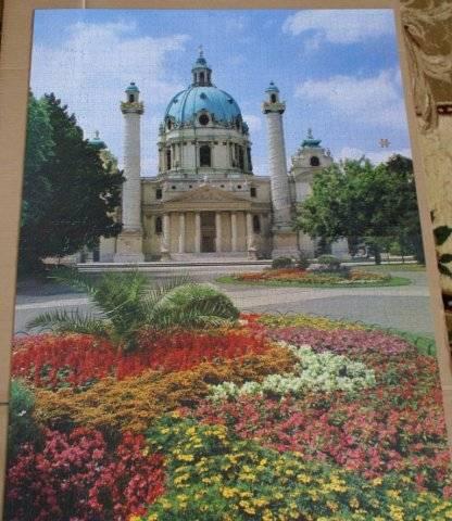 Иллюстрация 1 из 2 для Step Puzzle-3000 Австрия. Вена (85003)   Лабиринт - игрушки. Источник: Hoty