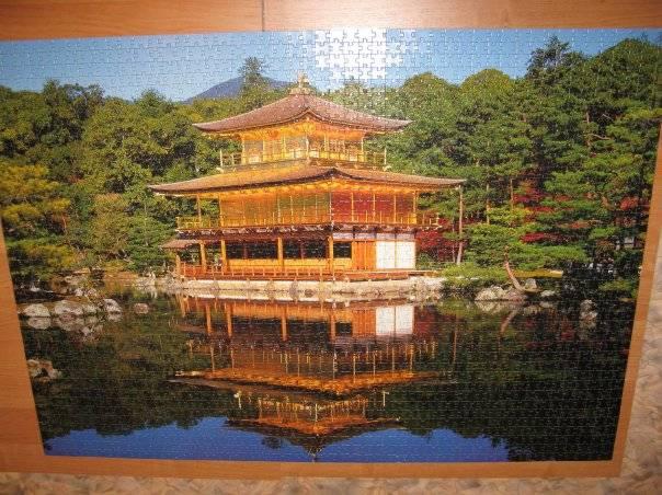Иллюстрация 1 из 2 для Step Puzzle-2000 84002 Золотой дворец   Лабиринт - игрушки. Источник: Hoty