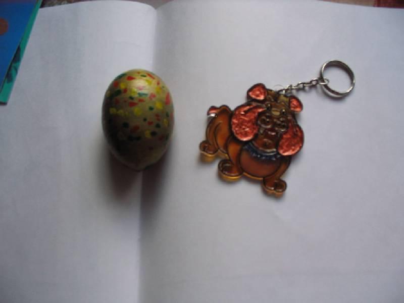 Иллюстрация 1 из 4 для Витраж малый: Бульдог | Лабиринт - игрушки. Источник: sher