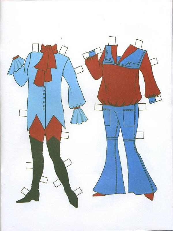 Иллюстрация 1 из 6 для Одеваем Юлю | Лабиринт - книги. Источник: Machaon