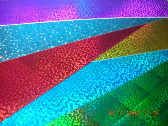 Иллюстрация 1 из 10 для Набор цветного голографического картона 6л/6цв. НДТ-008 | Лабиринт - канцтовы. Источник: Плахова  Татьяна