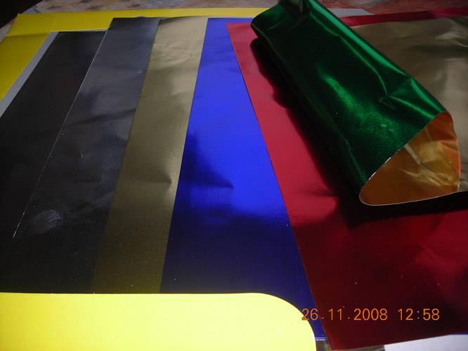 Иллюстрация 1 из 10 для Набор цветной двусторонней фольги 6л/6цв. НДТ-010 | Лабиринт - канцтовы. Источник: Плахова  Татьяна
