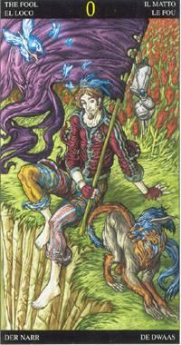 Иллюстрация 1 из 29 для Таро Царство Фэнтези (руководство+карты) - Паоло Мартинелло | Лабиринт - книги. Источник: Shoni
