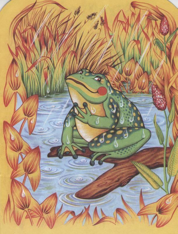 Иллюстрация 1 из 11 для Лягушка-путешественница - Всеволод Гаршин | Лабиринт - книги. Источник: obana