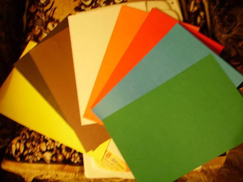Иллюстрация 1 из 4 для Картон цветной волшебный А4 10 листов 10 цветов (L-05-412) | Лабиринт - канцтовы. Источник: Rainbow