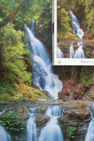 Иллюстрация 1 из 4 для Step Puzzle-1500 (83004) Водопад | Лабиринт - игрушки. Источник: Hoty