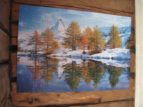 Иллюстрация 1 из 10 для Step Puzzle-1500 83003 Маттерхорн зимой | Лабиринт - игрушки. Источник: Hoty