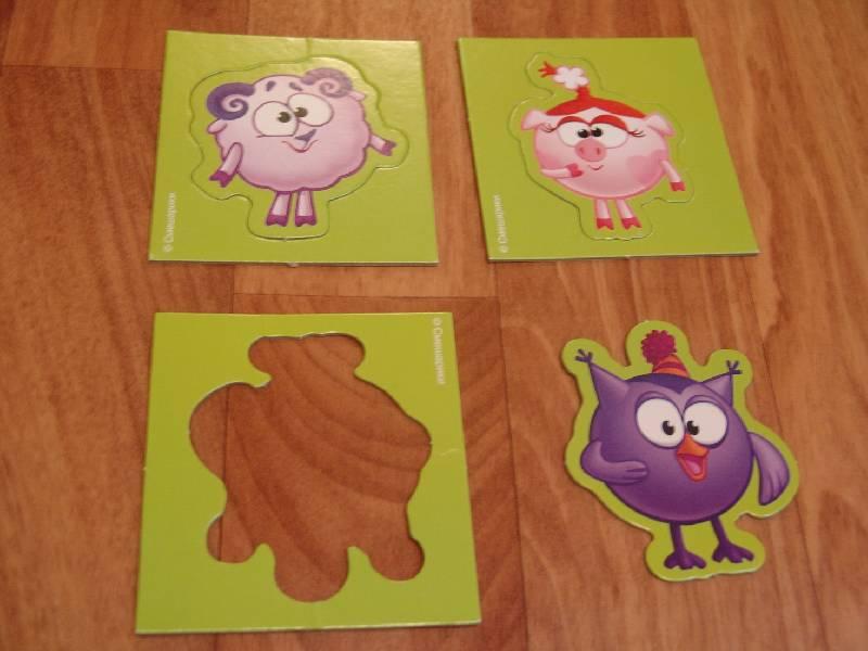 Иллюстрация 1 из 10 для Смешарики: Развивающие игры: 12 игровых карточек | Лабиринт - игрушки. Источник: Лаванда