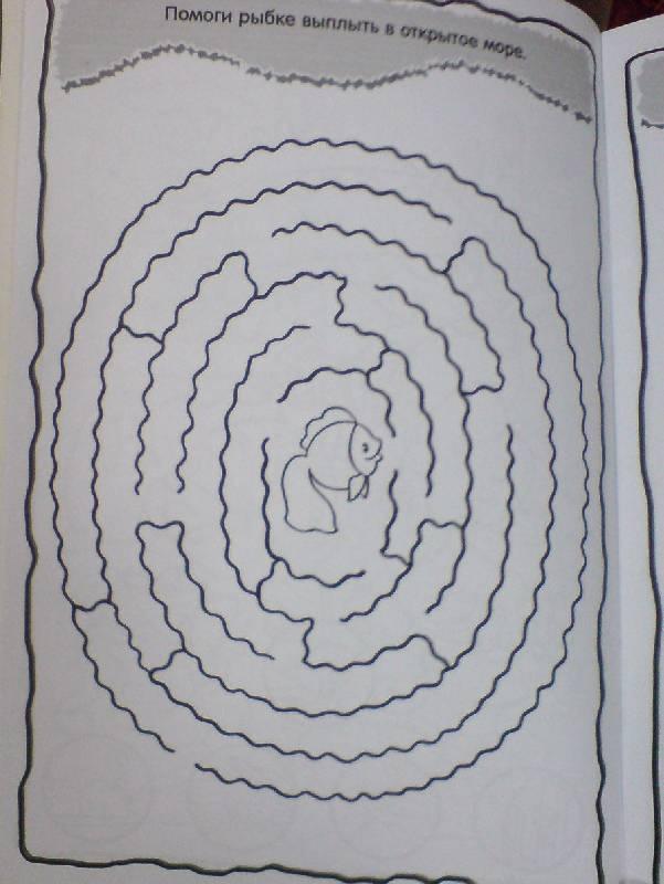 Иллюстрация 1 из 29 для Я играю и учусь! Раскраска с заданиями. Щенок   Лабиринт - книги. Источник: Настёна