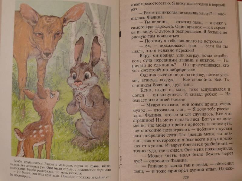 Иллюстрация 1 из 8 для Бемби: Бемби; Дети Бемби; Жили-были пятнадцать зайцев; Белочка Перри - Феликс Зальтен | Лабиринт - книги. Источник: Аврора
