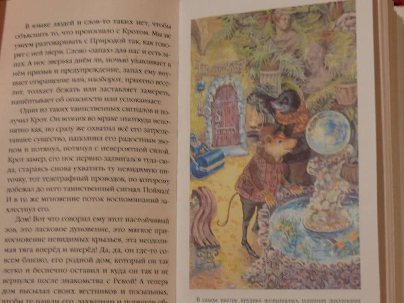 Иллюстрация 1 из 9 для Ветер в ивах - Кеннет Грэм | Лабиринт - книги. Источник: Аврора