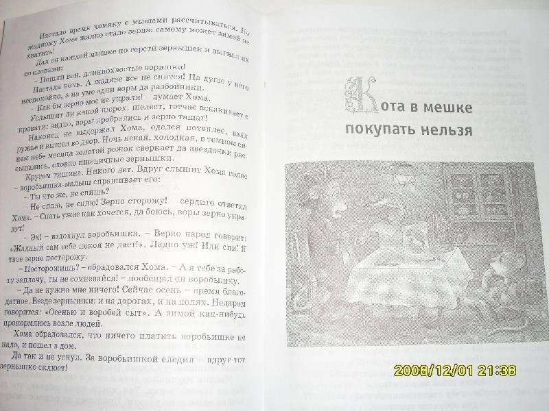 Иллюстрация 1 из 8 для Пословицы и поговорки - Татьяна Шорыгина   Лабиринт - книги. Источник: Марта