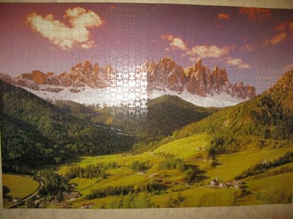 Иллюстрация 1 из 6 для Step Puzzle-1500 83007 Южный Тирол | Лабиринт - игрушки. Источник: Hoty