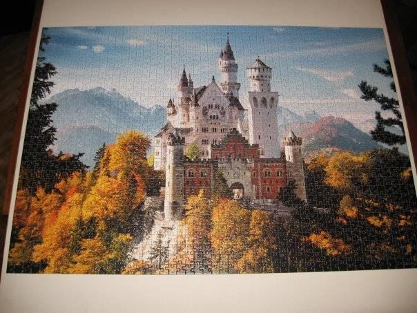 Иллюстрация 1 из 2 для Puzzle-1500. Бавария/Замок (С-150052) | Лабиринт - игрушки. Источник: Hoty