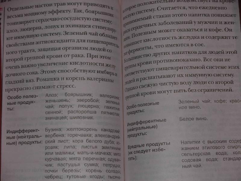 Иллюстрация 1 из 5 для Питание по группам крови - Николайчук, Баженова, Владимиров | Лабиринт - книги. Источник: ---Марго----